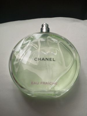 ChanelChance eau fraiche women's perfume 5oz for Sale in San Antonio, TX