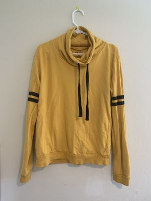 Fashion Brilliant School Style Yellow Hoodie for Sale in San Lorenzo, CA