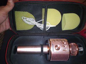 Boanaok wireless microphone for Sale in Houston, TX
