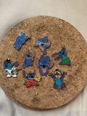 Disney Stitch pins for Sale in San Diego, CA