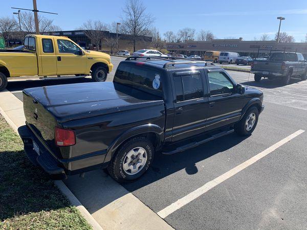 Chevy s10 2003