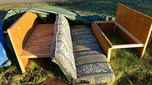 Rv dinette and scissor couch for Sale in Gold Bar, WA