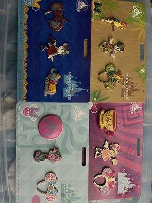 Disney Pins for Sale in Glendale, AZ