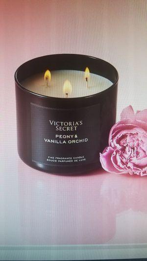 Victoria secret candle fine fragrance for Sale in Orlando, FL
