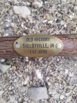 Lot of 6 original old hickory chairs for Sale in Tucson, AZ