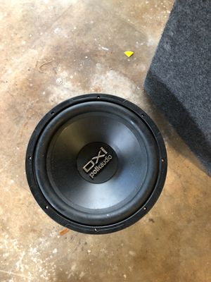 """Hard hitting 12"""" sub not even broke in yet for Sale in Port St. Lucie, FL"""