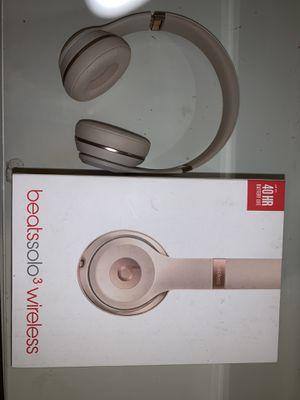 Beats Solo 3 Wireless for Sale in Orlando, FL