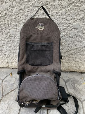 Snugli cross country hiking Baby carrier for Sale in Los Altos, CA