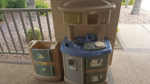 Kids play kitchen for Sale in Chandler, AZ