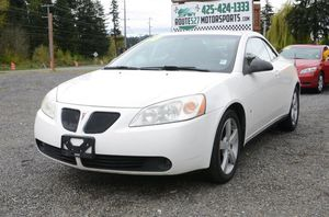 2007 Pontiac G6 for Sale in Bothell, WA