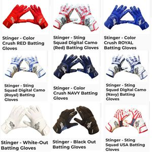Stinger batting gloves for Sale in Rancho Cucamonga, CA