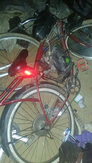 4 stroke motor bike electric/pull start for Sale in Los Angeles, CA