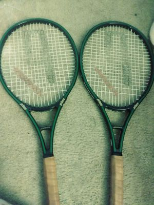 5 tennis rackets for Sale in Pittsburgh, PA