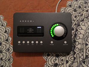 Universal audio arrow thunderbolt recording interface for Sale in Nashville, TN