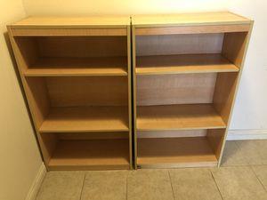 Bookshelves for Sale in Pasadena, CA