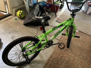 Brand new bmx bike for sale or trade never used! for Sale in Mission Viejo, CA