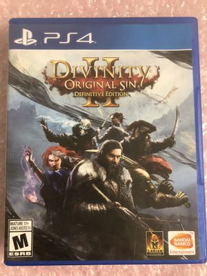 Divinity original sin: 2 (PS4) for Sale in South Bend, IN