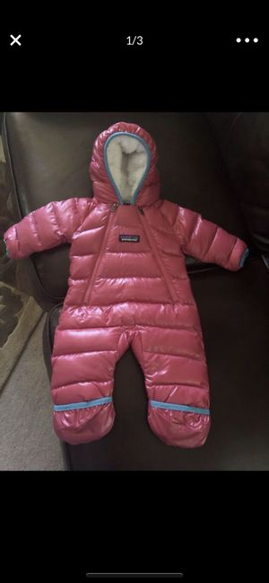 Patagonia NB Down Jacket/Snowsuit New! for Sale in Hawthorn Woods, IL
