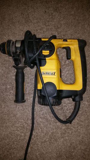 Rotary hammer drill dewalt for Sale in Falls Church, VA