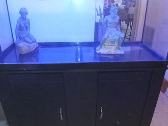 Fish Tank w/stand and accessories for Sale in Lakeland,  FL