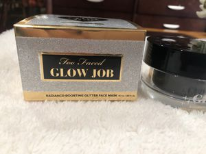 Too Faced Glow Job Mask for Sale in Salem, OR