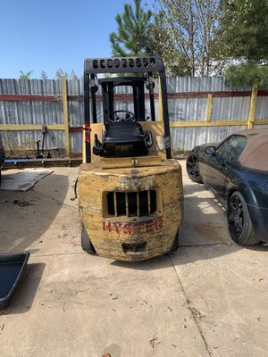 Hyster 50 3stage mass whit side shift for Sale in Cumming, GA