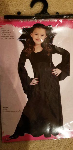 Girls costume vampire size 6 for Sale in Franklin, TN