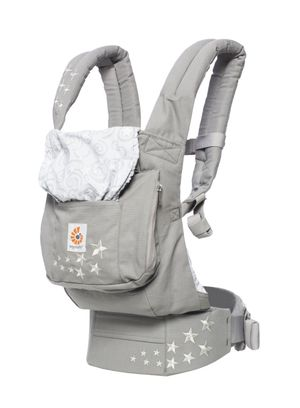 Ergobaby Original Ergonomic Multi-Position Galaxy Baby Carrier - Gray for Sale in Olney, MD