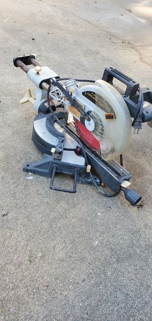 Table chop saw for Sale in Spartanburg, SC