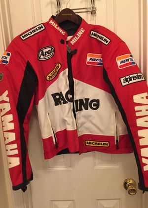 Yamaha Motorcycle Jacket for Sale in Austin, TX