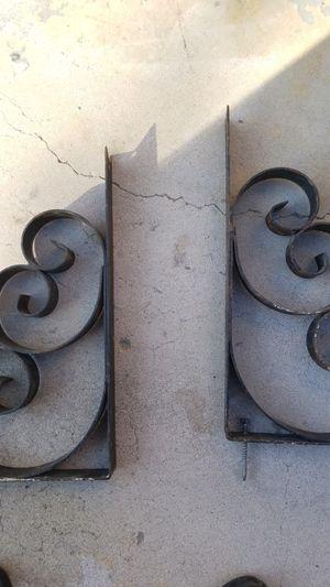 metal shelf brackets for Sale in Las Vegas, NV