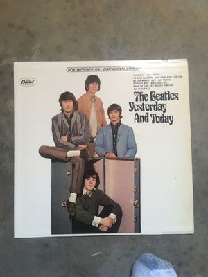 The Beatles Yesterday and Today Vinyl Record ST 2553 for Sale in Las Vegas, NV