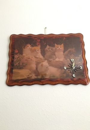Photo/clock for Sale in Sanger, CA