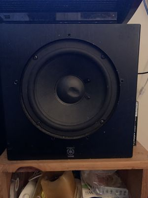Yamaha YST-216 Home Stereo Subwoofer for Sale in Seattle, WA