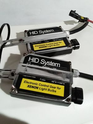 HID SYSTEM CONNECTORS HEADLIGHTS for Sale in Lemon Grove, CA