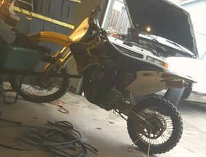 99 Yamaha wr 400 new motor for Sale in Kent, WA