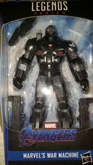 Marvel Legends Avengers Endgame War Machine for Sale in Chicago, IL