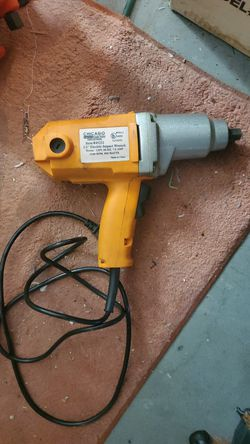 "1/2"" Electric Impact Wrench for Sale in St. Louis,  MO"
