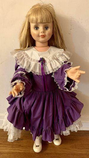 Vintage 1960's Life-Size Doll for Sale in Los Angeles, CA