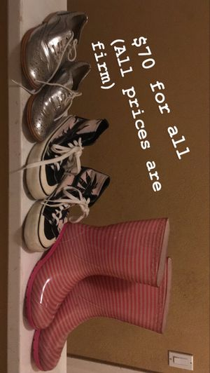 Branded shoes for Sale in Hemet, CA