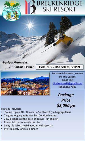 Breckinridge ski/lift tickets for Sale in Breckenridge, CO