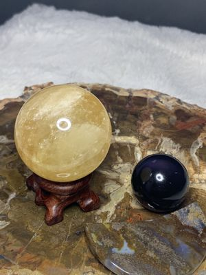Citrine Sphere for Sale in Fayetteville, NC