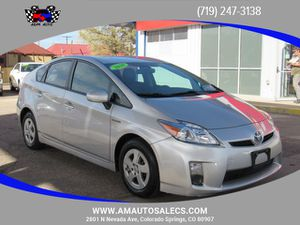 2010 Toyota Prius for Sale in Colorado Springs, CO