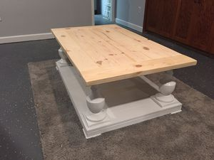 Custom Coffee Table for Sale in Crofton, MD