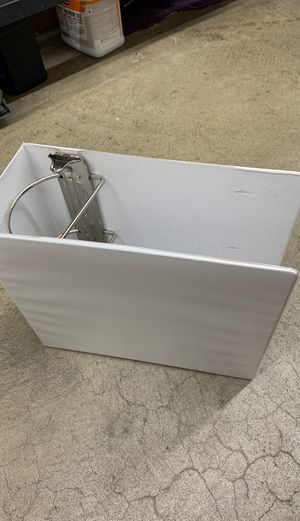 "5"" White Binder - Two Binders for Sale in Los Angeles, CA"