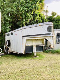 Gooseneck 3 Horse Trailer for Sale in Wellington,  FL