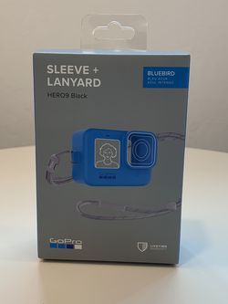 GoPro Hero 9 Sleeve and Lanyard for Sale in Fremont,  CA