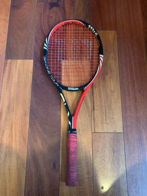Wilson BLX SIX.ONE Tour racket 4 3/8 for Sale in Los Altos, CA