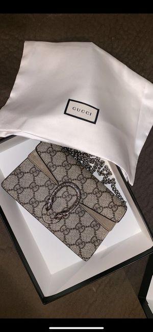 Gucci Dionysus super mini bag for Sale in Sacramento, CA