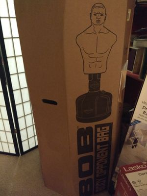 Bob punching bag for Sale in Rockville, MD